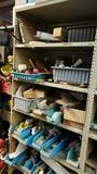 Shelf and all contents Banders misc etc 24
