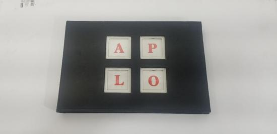 Collectible Stamp Album of Apollo Various Issues 250+ Stamps Collection from 1960's to 1970's