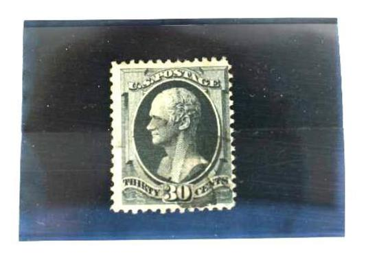 30 cents Stamp Collection