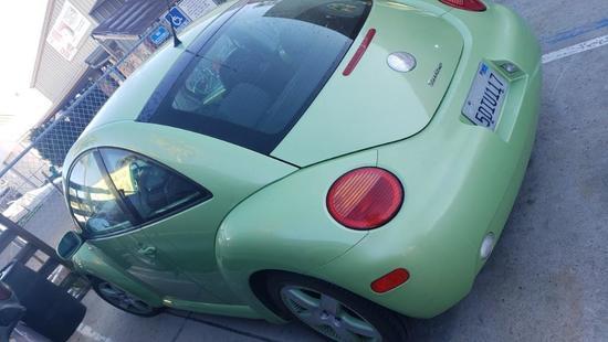 2003 VW Beetle Runs Good Turbo 4cyl Fun to drive