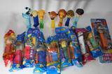Collectible Pez Dispenser with Animation Movies like Lion King, Shrek, Madagascar, Pocahontas etc
