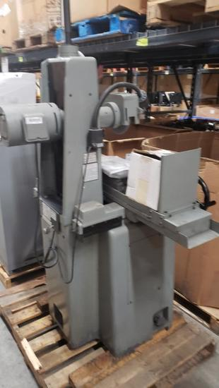 Sharp Benchgrinder Surface Grinder SG-618 220v Used Untested