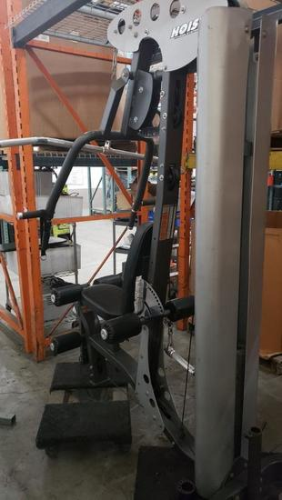 Hoist Fitness Machine Universal Gym 7ft tall 5ft Deep