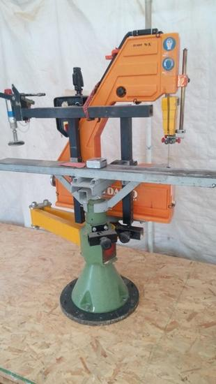 MD Dario Italy Articulate Band Saw 220 Volt Model SV3 ITALIAN