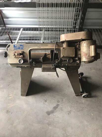 Continental International Metal Cutting Band Saw Model 45m