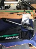 Hitachi Super Drive Extended Power Drill Rocker 4063 120v