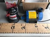 Submersible Utility Pump and Hydro Massage Bathtub Pump 2 Units