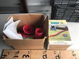Slunky Drain Hose Support And Box of Stuff