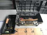 Stanley Tool Box With Hand Tools