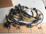 Box of Power Cords 9 Units twist lock 110v 220v splicers