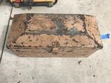 Metal Tool Box Measuring Tools