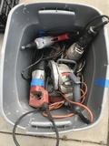 Box of Power Tools 6 Units