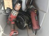 Tub of Power Tools 6 Units