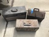 Metal Tool Box Craftsman 3 Units