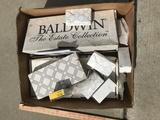 Box of Baldwin Door Parts