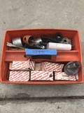 Tool Caddy Full Weldcraft Welding Nozzles Tools