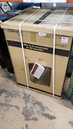 Danby SSWC056D1B Silhouette Select Wine Fridge Looks New In Box