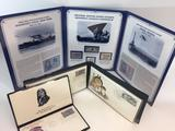 Charles Lindbergh Stamp Collection