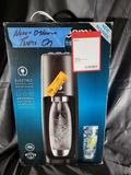 SodaStream - Fizzi One Touch Sparkling Water Maker Kit - Store Return