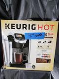 Keurig K425 Single Serve Black K-Cup Pod Coffee Maker - Store Return