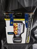 Ninja - Professional 1000 3-Speed Blender - Black/Silver - Store Return