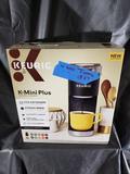 Keurig K-Mini Plus Black Single Serve Coffee Maker - Store Return