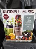 NutriBullet - Pro 32-Oz. Blender - Silver - Store Return