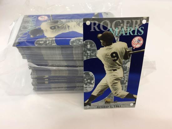 MLB 1998 Roger Maris Bulk Lot of 250 Cards