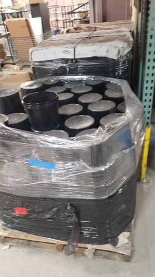 3 pallets buckets 1.3g 3000 estimated units