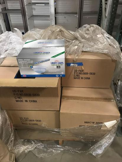 Pallet of Ceiling Lights ...location Southside CL-27145