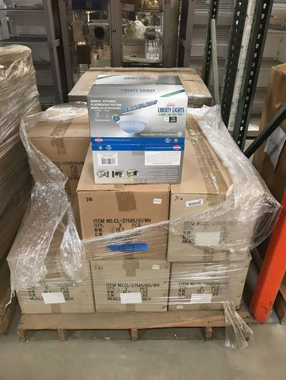 2 Pallets Cealing Lights location Southside CL-27145