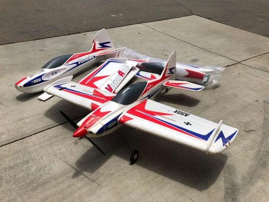 RC Plane and Parts Wings Extra Body