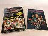 Star Trek Poster Set and Catalog 2 Units
