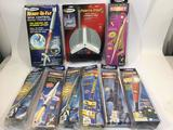 Model Rockets and Launch Pad - Mostly New & Unopened