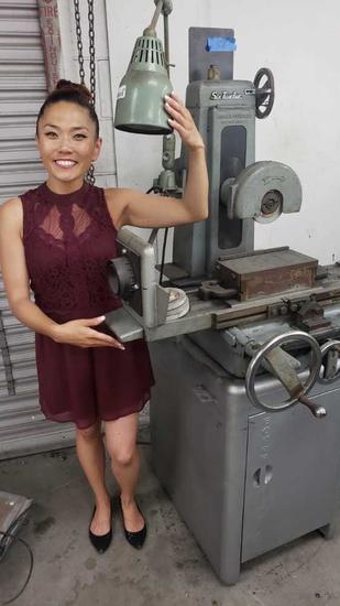 6-12 service grinder boyar-schultz