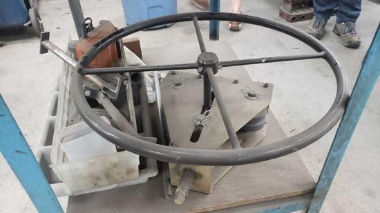 bar roller tube bender