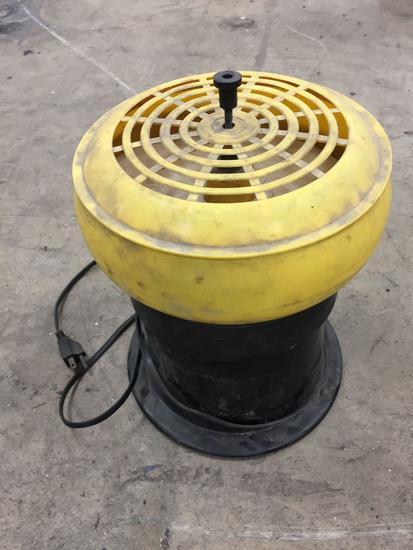 Vibrating Cleaning Machine 14in Tall