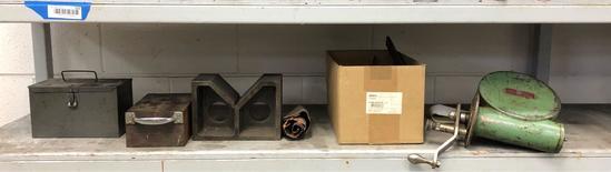 Tools, Laith Gear Head, Miscellaneous