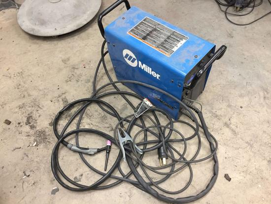 Miller Diversion 180 AC/DC TIG Welder for Aliminum, Steel, Stainless, Chromology