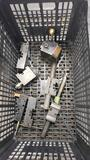 lathe tool post kdk 150 various see lot #104 entire crate