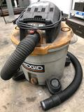Rigid 12 Gallon 5.0 HP Heavy Duty Vacuum