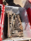 Metal Wrenches and Other Tools