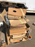 Pallet of Rubber Car Components For Bentley, Rolls Royce, Other European Classics