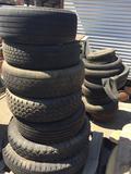 Lot of Tires & Rims