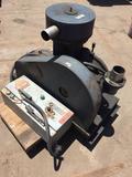 Welch Duo-Seal Industrial Vacuum Pump Model 1398 Untested