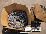 Pallet of Rusty Gold - Misc Vintage and / or antique Car Parts pumps