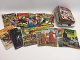 Collection of dozens of old Comic Books, DC, Gold Key, Dell, Batman, Green Lantern, etc
