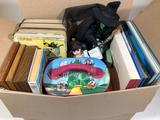 Lot of Wizard of Oz Books and Merchandise