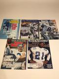 Dallas Cowboys Sports Illustrated 5 Units
