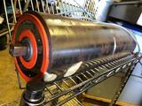 Van Der Graaf Power Conveyor Belt Roller - Untested